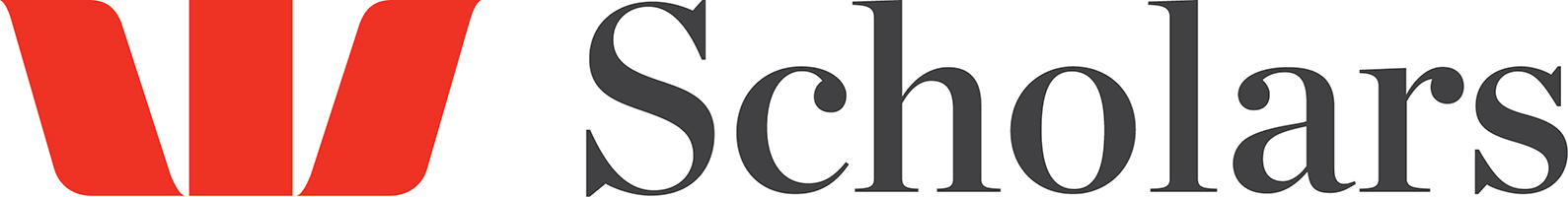 Westpac Scholars logo