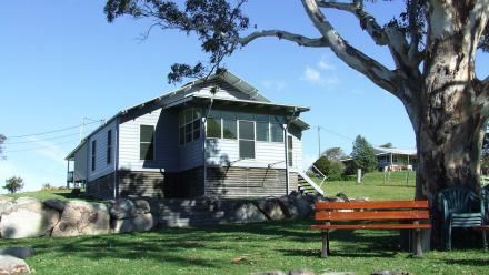 Nix's cottage