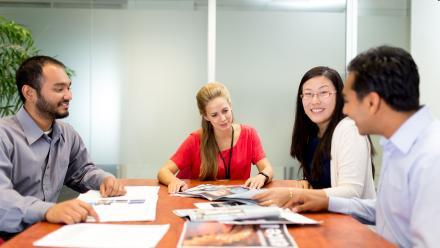 ANU Student Recruitment & Admissions