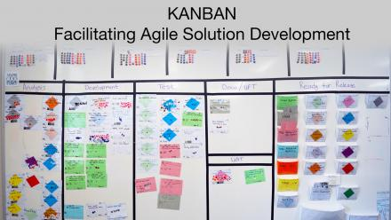 Kanban Board - Agile Project Management Focused on Continuous Improvement