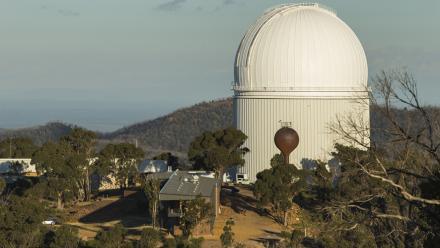 Siding Spring Observatory Staff Services Anu