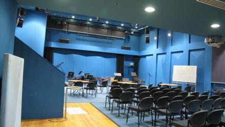 The Big Band Room