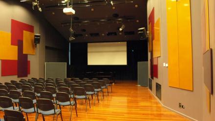 Larry Sitsky Recital Room