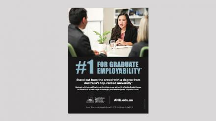 Good Universities Guide full page ad