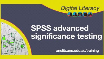 SPSS Advanced