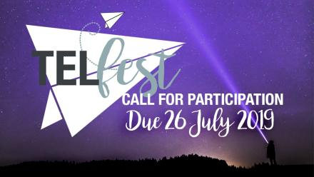 TELFest call for participation now open