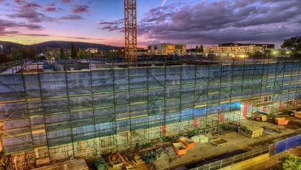 RSSS building