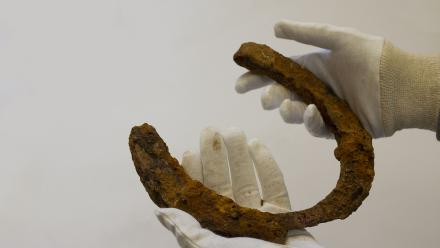 Horseshoe from the 19th century