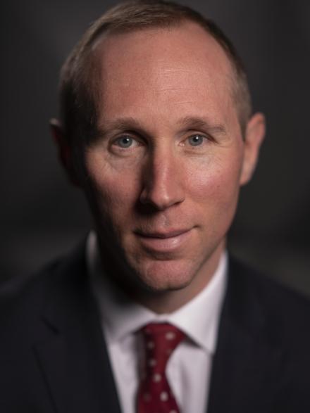 Mr Ed O'Daly