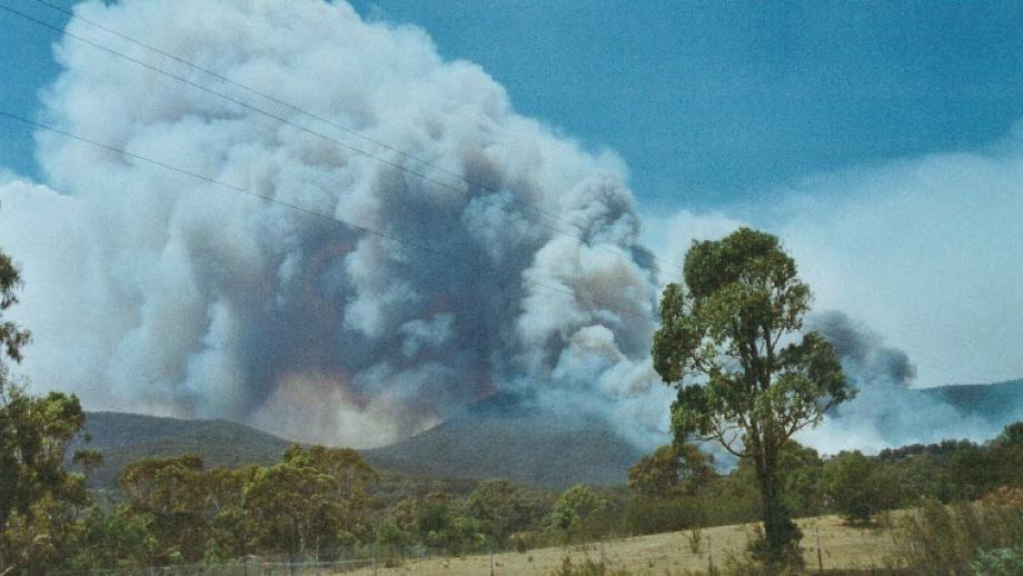 2003 Canberra Bushfires