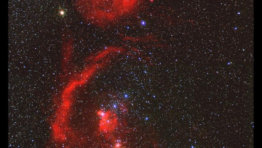Orion Nebula (Mt Stromlo Archives)