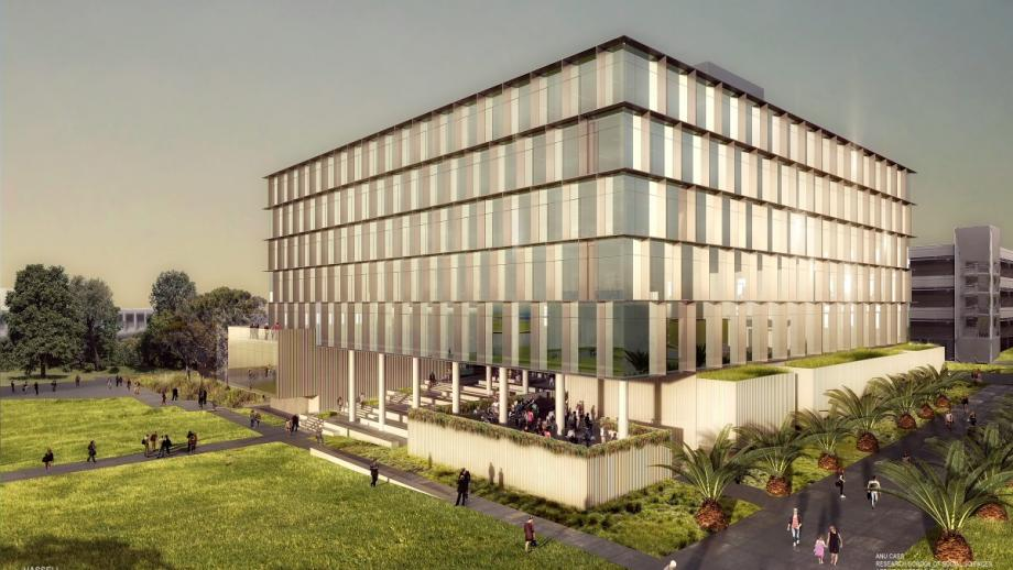Development of a new facility for the ANU College of Arts and Social Sciences