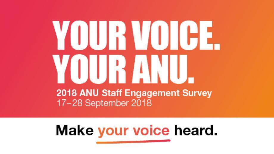 Your Voice, Your ANU