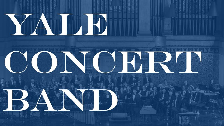 Yale Concert Band in Canberra