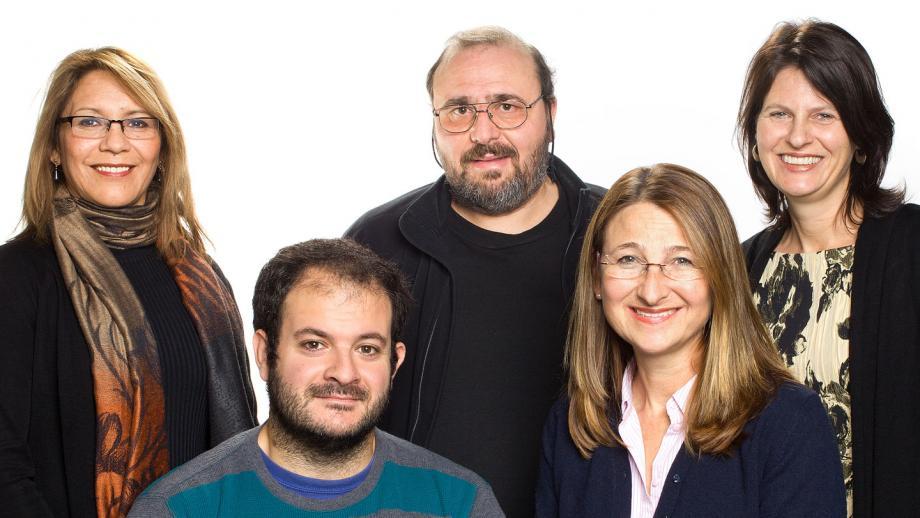 The Spanish Program team