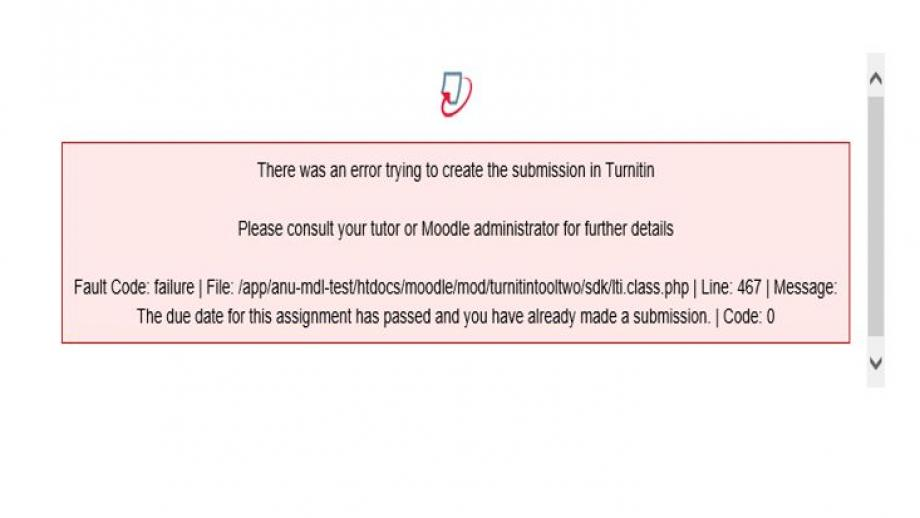 what is turnitin how does it work