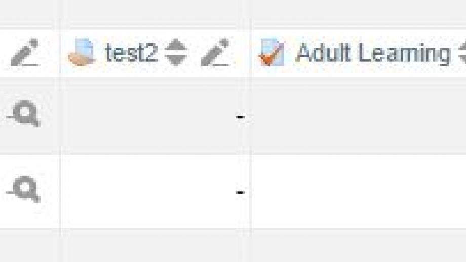 Grader Report assignments