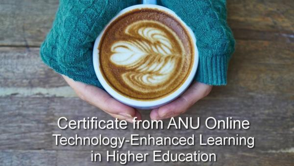 ANU Online Coffee Courses - New certificate program