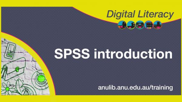 SPSS Introduction